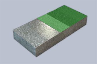 Тонкослойное эпоксидно-кварцевое покрытие