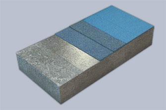 Нескользящее высоконаполненное эпоксидно-кварцевое покрытие