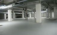 Подземный гараж жилого дома